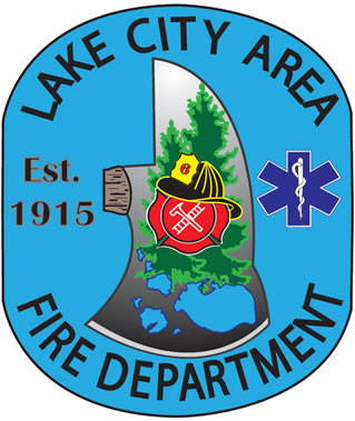 Lake City Area Fire Department Logo